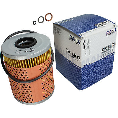Original MAHLE / KNECHT Ölfilter OX 68D Öl Filter Oil