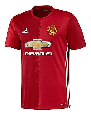 Manchester United Home Shirt 2016/2017 Football Shirt New Sealed With Tags