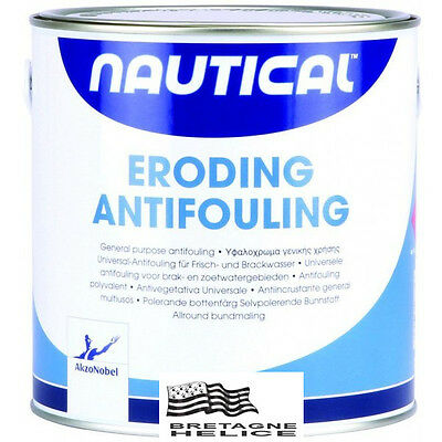 Eroding Antifouling Nautical Blanc 2.5L