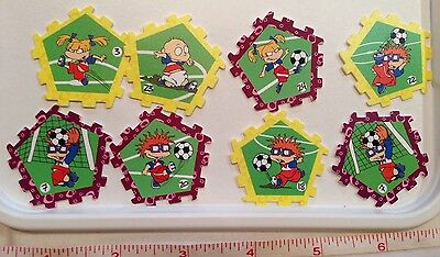 Skips Rugrats Nickelodeon Crisps Collectable Collectors Discs
