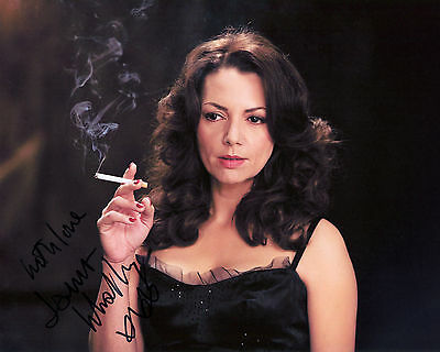 Joanne Whalley - Liz Diamond - 44 Inch Chest - Signed Autograph REPRINT