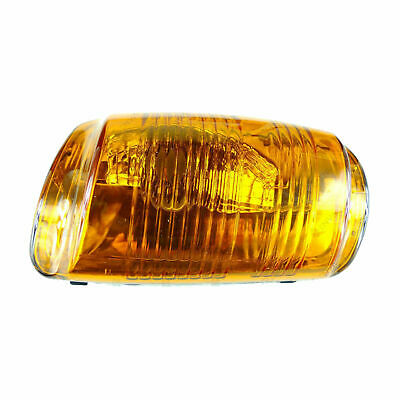 Ford Transit 2014 On Left Side Door Mirror Indicator Light Lamp Lens ( Amber )