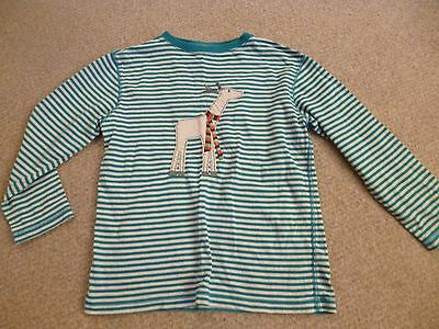 john Lewis Christmas reindeer top, age 8, boy or girl