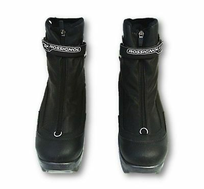 USED Rossignol NNN Back country ski boots - size: 43 EU