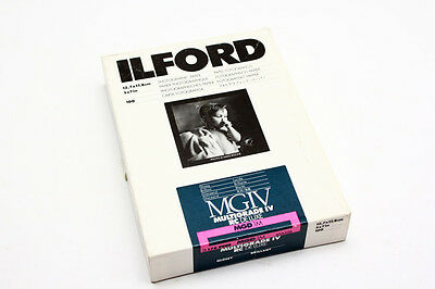 ILFORD 5x7 MULTIGRADE IV RC GLOSSY PHOTOGRAPHIC PAPER
