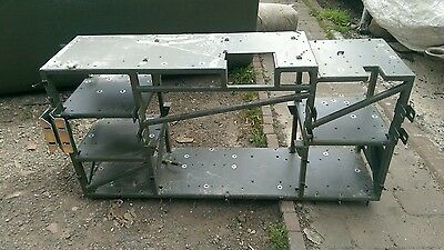 Land Rover Military Defender 90/110/Wolf/ FFR Racking and shelves
