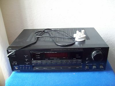 Sony STR-D511 Stereo Receiver Tuner Amplifier Hi-Fi Separate & Remote. £9 post.