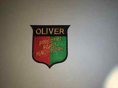 Oliver Finest Patch