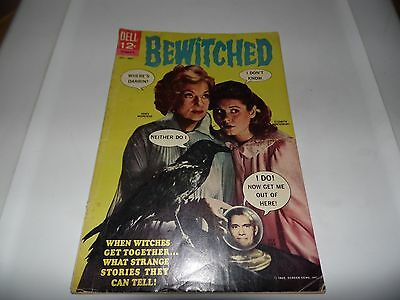 Bewitched #3 1965 Dell