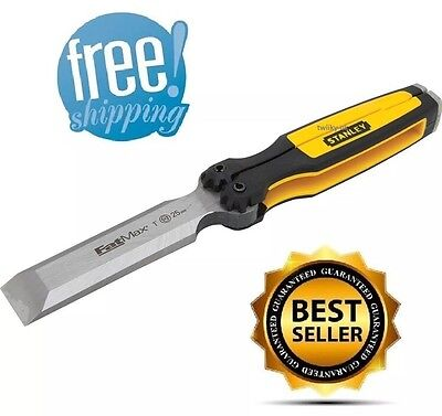 Stanley STA016145 Fatmax Folding Pocket Chisel 25mm FMHTO Free Post Uk Seller