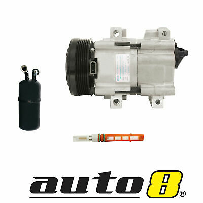 New Air Conditioning Compressor Kit fits Ford Falcon AU 4.0L 6 CYL 5.0L V8