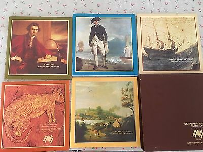 Australian BICENTENNIAL COLLECTION 1788-1988 Australia's heritage in stamps
