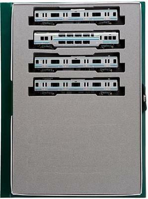 NEW KATO 10-844 JR Series E217 Yokosuka & Sobu Line Color Add-On 4-Car Set A F/S