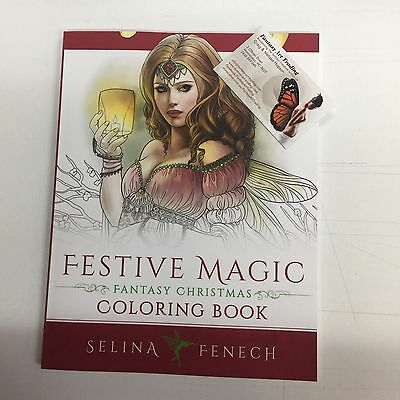 Selina Fenech Festive Magic Fantasy Christmas