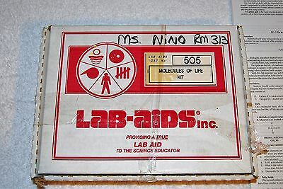 Lab-Aids 505  Molecules of Life Modeling Kit