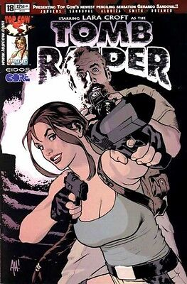 Tomb Raider - # 18 Image Comics 2001 Adam Hughes NM L@@K