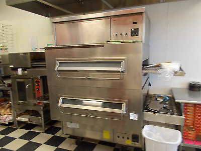 Middleby Marshall Conveyor Pizza Oven, double stack