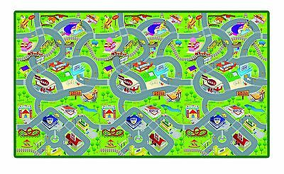 Happyville Play Mat - Toy Car Accessory by Plasma Car (BCM)