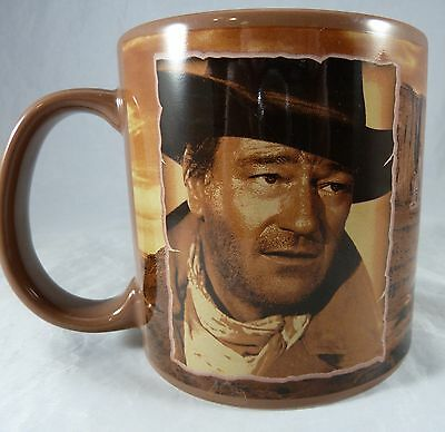 Oversized Mug, JOHN WAYNE AMERICAN LEGEND Cup, Excellent graphics and condition!