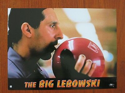 THE BIG LEBOWSKI (1998) 8 Original French Lobby Cards Coen Brothers Cult Classic