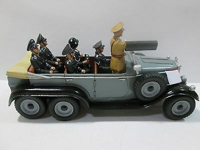 King And Country Fuhrer Staff Car German Lah 040