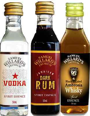 Samuel Willards Premium Range Spirit Essences Top Seller In Store