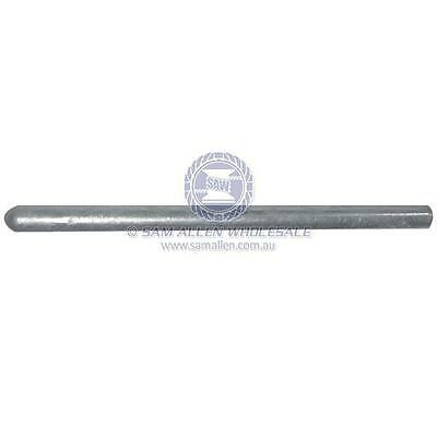 Extruded Zinc Rod Anodes