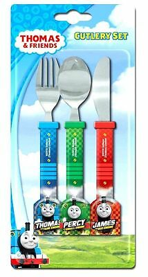 Thomas the Tank / Tableware / Knife, Fork & Spoon 3-Piece Cutlery Set