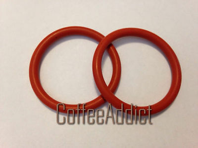 Delonghi Coffee Machine 2 Infuser Seals for Magnifica and Perfecta Models