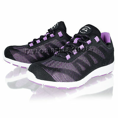 Womens Ladies Steel Toe Cap Safety Lightweight Lace Up Work Trainers Shoes Size