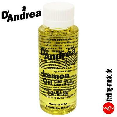 D'Andrea - Lemon-Oil, Cleaner & Conditioner