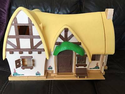 Large Disney Snow White and The Seven Dwarfs Cottage House Playset, Simba