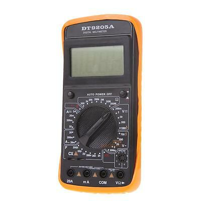 AC DC LCD Display Professional Electric Handheld Tester Digital Multimeter ZH2A