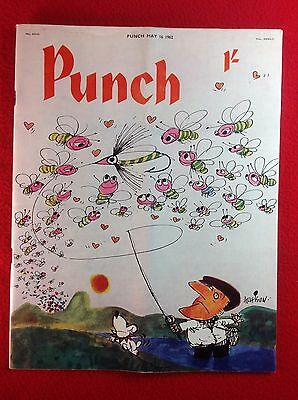Vintage : PUNCH Magazine : 16th May 1962