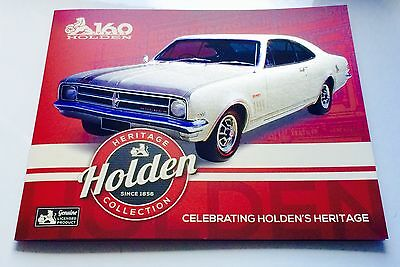 Scarce! 160 Years Of Holden Heritage - 2016 Stamp Folder 48 X $1 Stamps