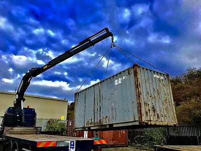 20 ft Shipping / Storage Container For Sale & Delivered