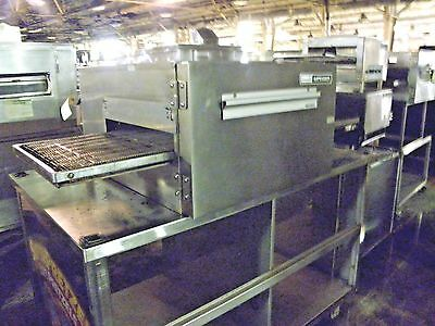 "Lincoln Impinger 1132 18"" Sandwich Bread Pizza Conveyor Oven 208 V 3 Phase"