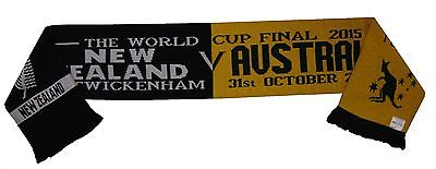 New Zealand/Australia Rugby World Cup 2015 Final Scarf