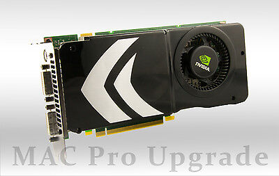 NVIDIA GeForce 8800 GT s Graphics / Video Card for Apple Mac Pro 1.1 - 2.1