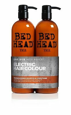 TIGI Bed Head Urban Antidotes Recovery Shampoo & Conditioner 750ml Twin Pack