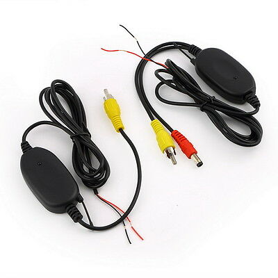 Wireless Transmitter Receiver Module For Car Reverse Rear View Backup 2.4GHZ SZ