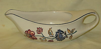 UNUSED Boots Camargue Oven to Tableware Gravy / Sauce Boat - Made in England