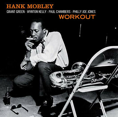 Mobley Hank  Workout Vinile Lp 180 Grammi Nuovo !!