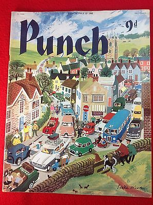 Vintage : PUNCH Magazine : 27th July 1960
