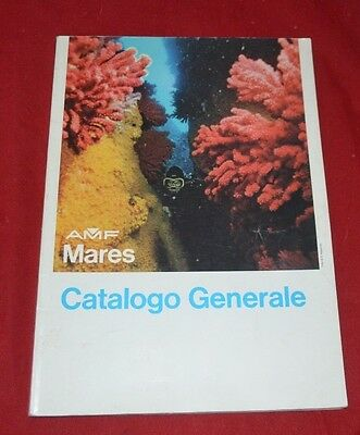 Vintage Mares Catalogue 1979