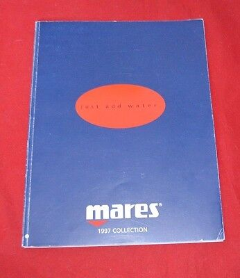 Vintage Mares Catalogue 1997