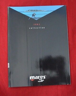 Vintage Mares Catalogue 2002