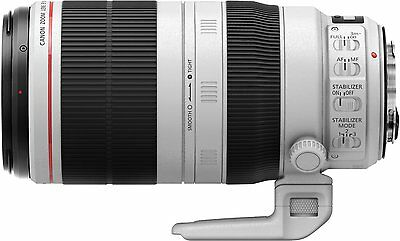 Canon EF 100-400 mm f/4.5-5.6L IS II USM Lens for Camera UK Version (UK Version)