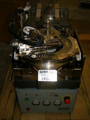 Guzik S1701A Micro Positioning Spindstand