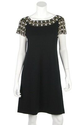 Tracy Reese embellished knit dress Size M